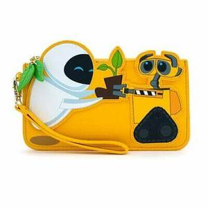Loungefly Disney Wall-E Plant Boot Wallet