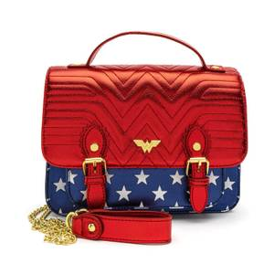 Loungefly DC Comics Wonder Woman International Women's Day Crossbody
