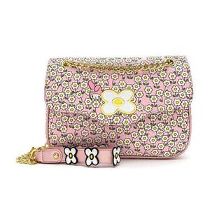 Loungefly Sanrio Hello Kitty My Melody Flower Field Crossbody Bag