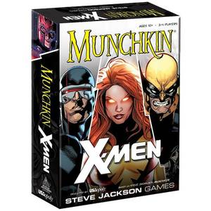 Munchkin X-Men Card Game