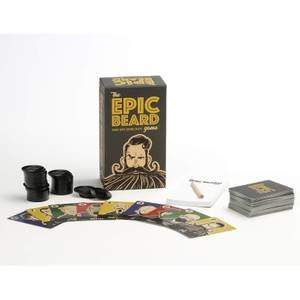 The Epic Beard Game Card Game