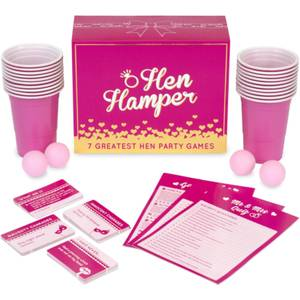 Hen Hamper 7 Greatest Hen Party Games