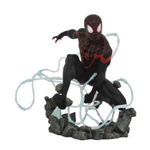 Diamond Select Marvel Premier Collection Miles Morales Statue