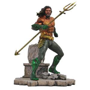 Diamond Select DC Gallery Aquaman (2018) PVC Figure - Aquaman