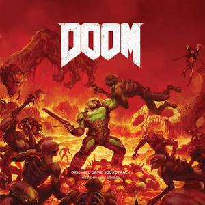 Laced Records - DOOM (Original Game Soundtrack) 2xLP
