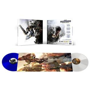Laced Records - Warhammer : Space Marine (Bande Originale) LP