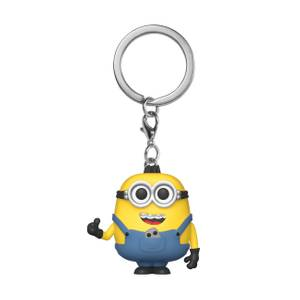 Minions 2 Pet Rock Otto Pop! Keychain