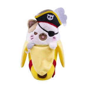 Bananya Pirate Bananya Funko Plush