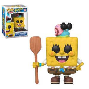 Spongebob Movie Spongebob in Camping Gear Funko Pop! Vinyl