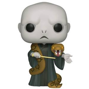 Harry Potter Voldemort with Nagini 10-Inch Funko Pop! Vinyl