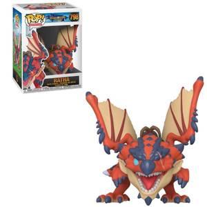 Monster Hunter Ratha Pop! Vinyl Figure