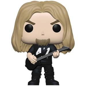 Pop! Rocks Slayer Jeff Hanneman Pop! Vinyl Figure