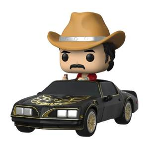 Smokey & the Bandit Trans Am Funko Pop! Ride