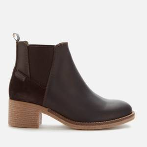 Barbour Women's Jane Leather Ankle Boots - Black