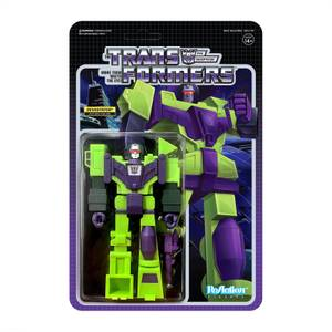 Super7 Transformers ReAction Figure - Devastator