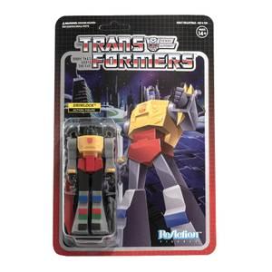 Super7 Transformers ReAction Figure - Grimlock