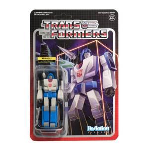Super7 Transformers ReAction Figure - Mirage