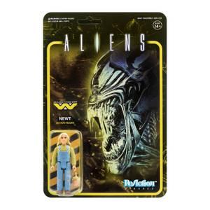 Super7 Aliens ReAction Figure - Newt