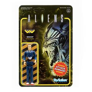 Super7 Aliens ReAction Figure - Bishop