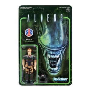 Super7 Aliens ReAction Figure - Hicks