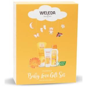 Weleda Calendula Baby Love Gift Set (Worth $60.85)