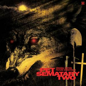 Terror Vision - Pet Sematary Two (Original Motion Picture Soundtrack) 2xLP