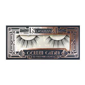 LASplash Golden Gatsby 3D Faux Mink Lashes