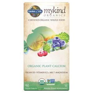 mykind Organics Calcio vegetale - 90 compresse