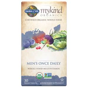 mykind Organics Mannen Eenmaal Daags - 30 tabletten