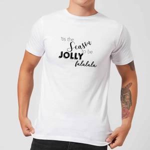 Jolly season Men's T-Shirt - White