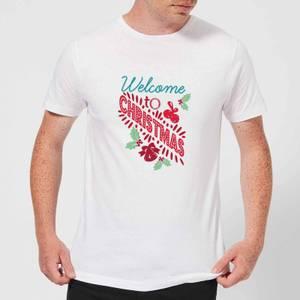 Welcome Men's T-Shirt - White