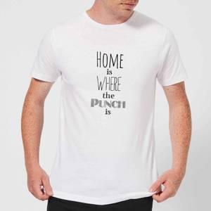 Punch Men's T-Shirt - White