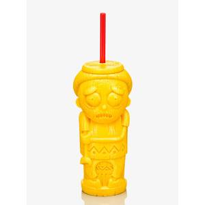 Rick and Morty Morty 21 oz. Geeki Tikis Plastic Tumbler