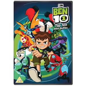 Ben 10: Top Ten Alien Battles