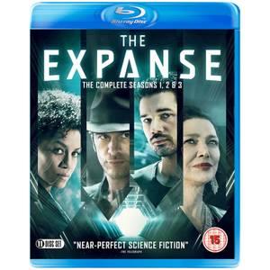 The Expanse - Seasons 1-3