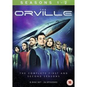 The Orville - Seasons 1 - 2