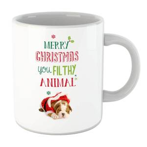 Filthy animal Bulldog Mug