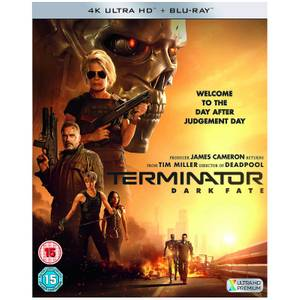 Terminator: Dark Fate - 4K Ultra HD (inclusief blu-ray)