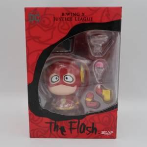 "Soap Studios B.Wing X DC Comics Flash 4"" Collectable Figure - Zavvi UK Exclusive"