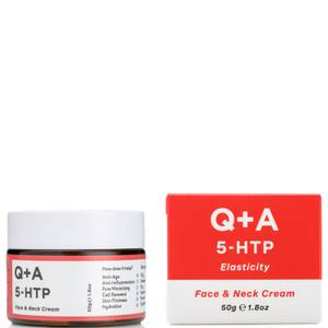 Q+A 5-HTP Face & Neck Cream 50g