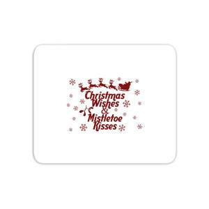 Christmas wishes Mouse Mat