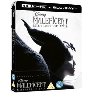 Maleficent 2: Mächte der Finsternis 4K (inkl. 2D Blu-ray) - Zavvi Exklusives Steelbook