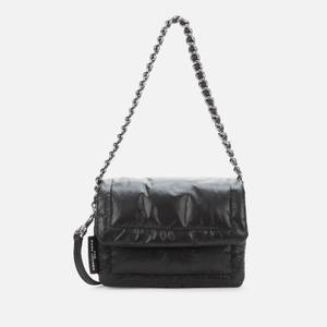 Marc Jacobs Women's The Mini Pillow Bag - Black
