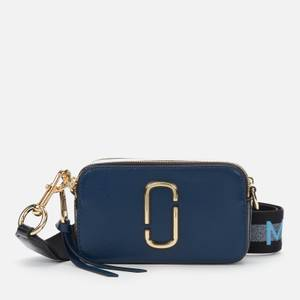 马克·雅各布斯(Marc Jacobs)女士Snapshot MJ斜挎包-New Blue Sea Multi
