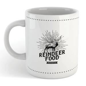 Reindeer Food Mug