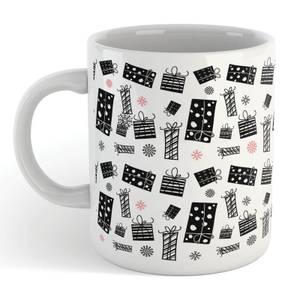 Presents Print Mug
