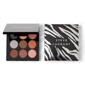 Steve Laurant Eyeshadow Pallete - Zebra