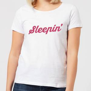 Sleepin Women's T-Shirt - White