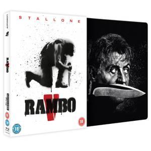 Rambo: Last Blood - 4K Ultra HD Zavvi Exclusive Steelbook (Includes 2D Blu-ray)