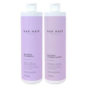 NAK Blonde Duo (Worth $59.90)